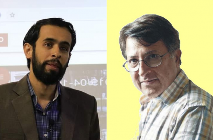 Defending Darwin from Hoodbhoy – Response to 'Corona — our debt to Darwin'